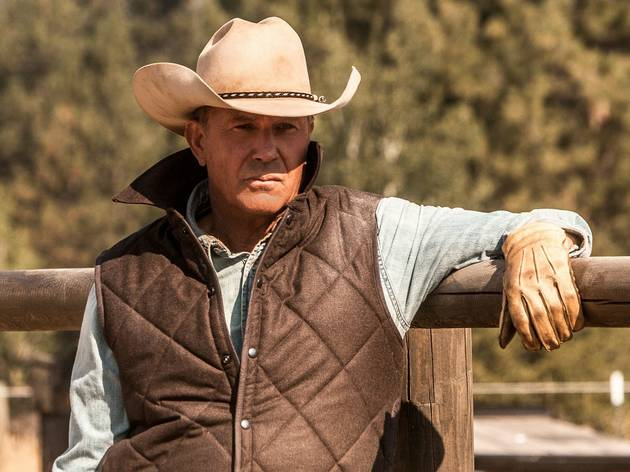 Yellowstone, Kevin Costner