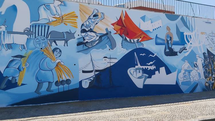 À Babuja – Festival de Street Art do Seixal