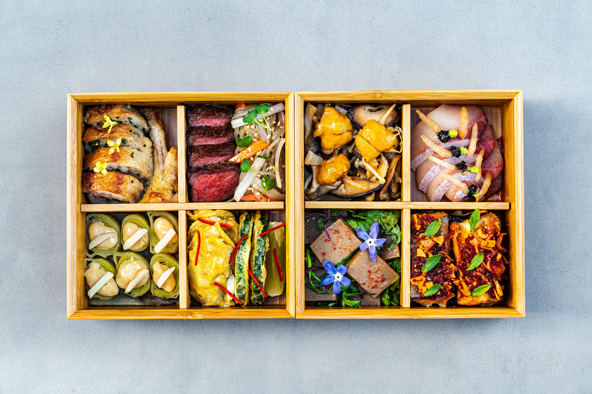Meet Naemo, a new Korean fine dining pop-up from two NYC restaurant vets