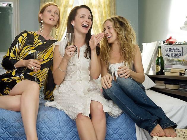 'O Sexo e a Cidade'' vai voltar, mas apenas com três das protagonistas