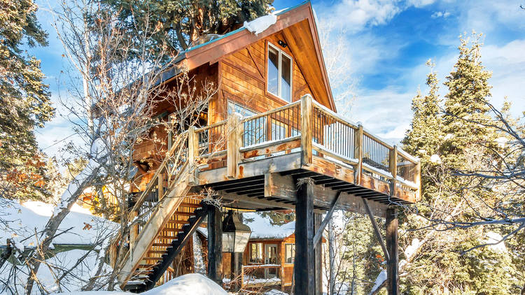 Most Wish-Listed Properties on Airbnb