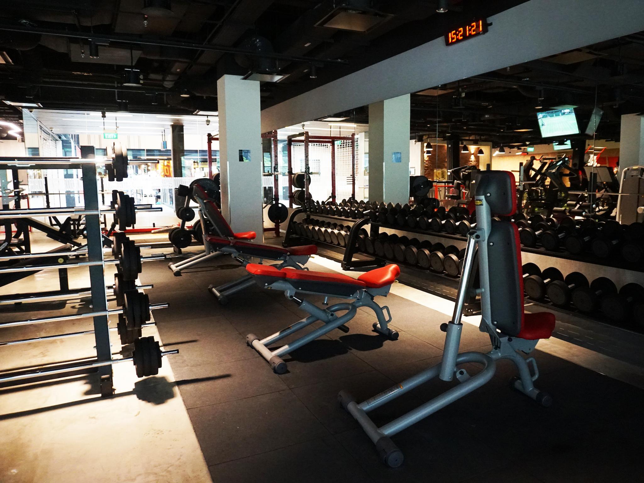 Fitness First Paya Lebar