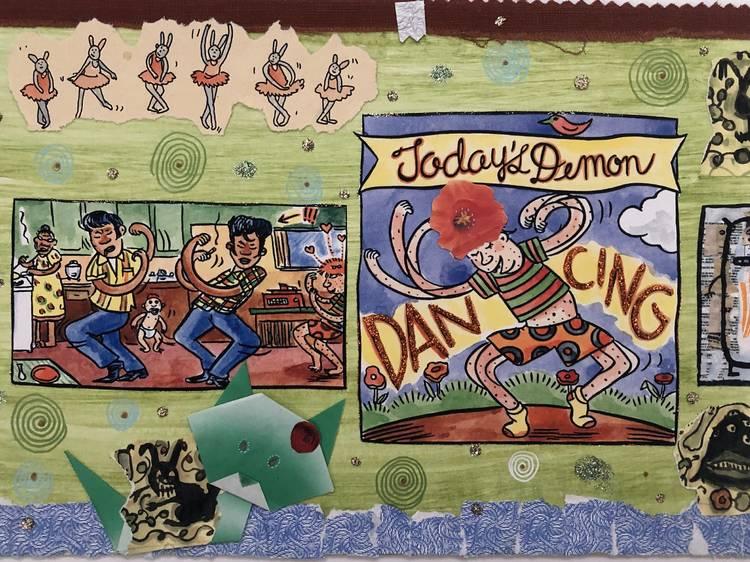 """Chicago Comics: 1960s to Now"""
