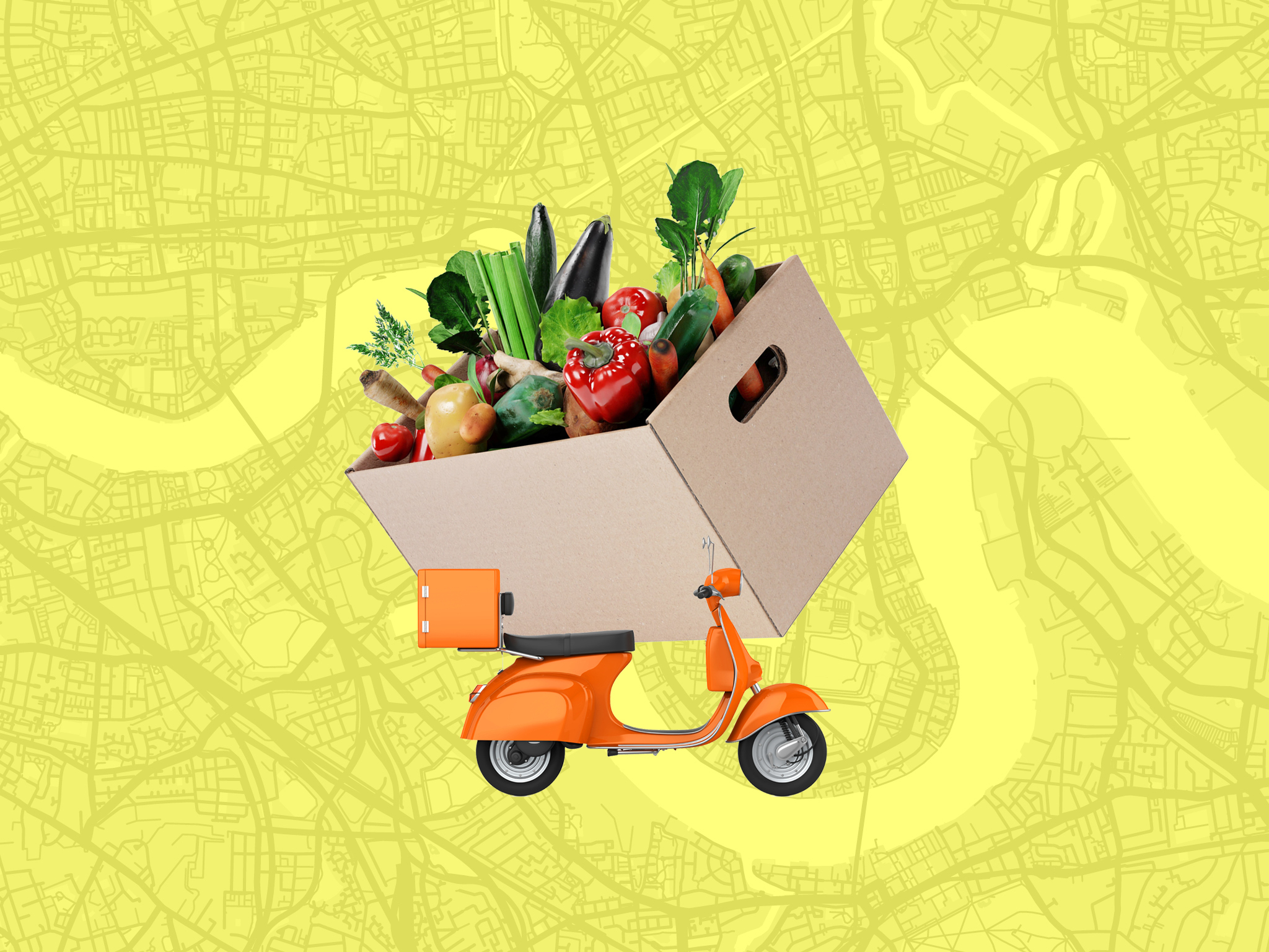 The best fruit and veg boxes you can get delivered