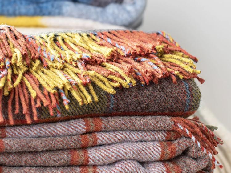 De lana de mohair. En Real Fábrica Española