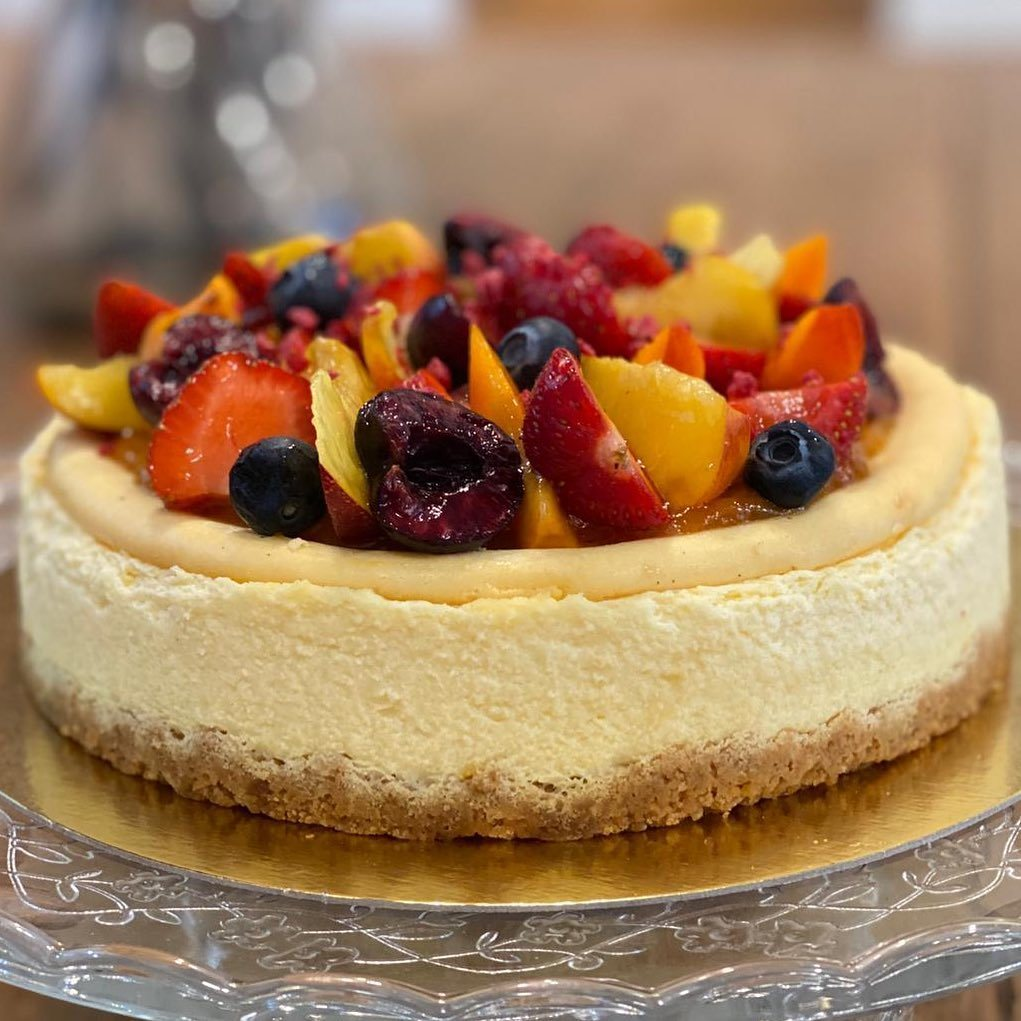 Cheesecake de Monsieur Bosch