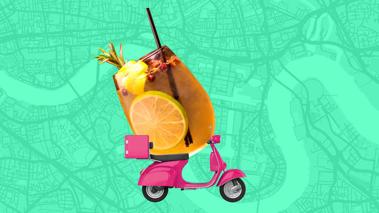 cocktail delivery service
