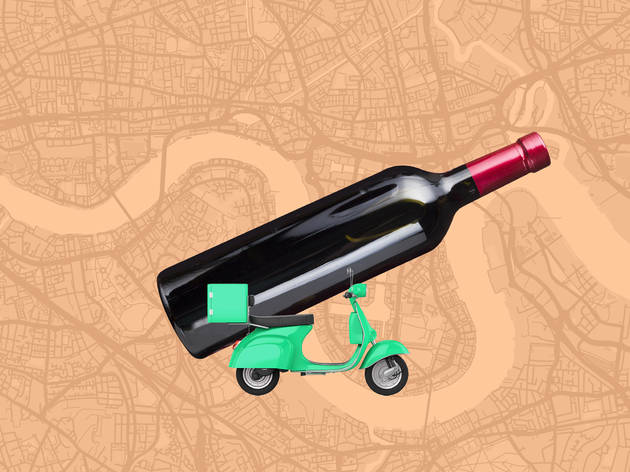 The best London wine shops doing home delivery