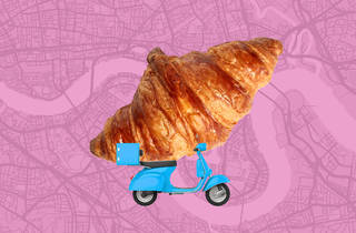 London bakeries home delivery takeaway