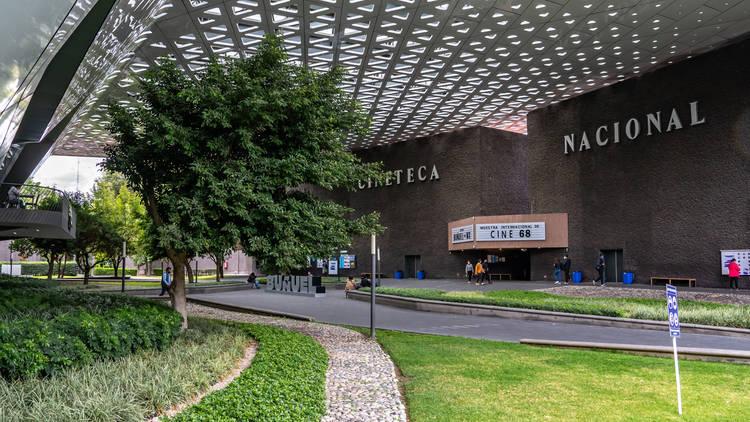 Cineteca Nacional, el recinto cinematográfico más importante de la Ciudad de México