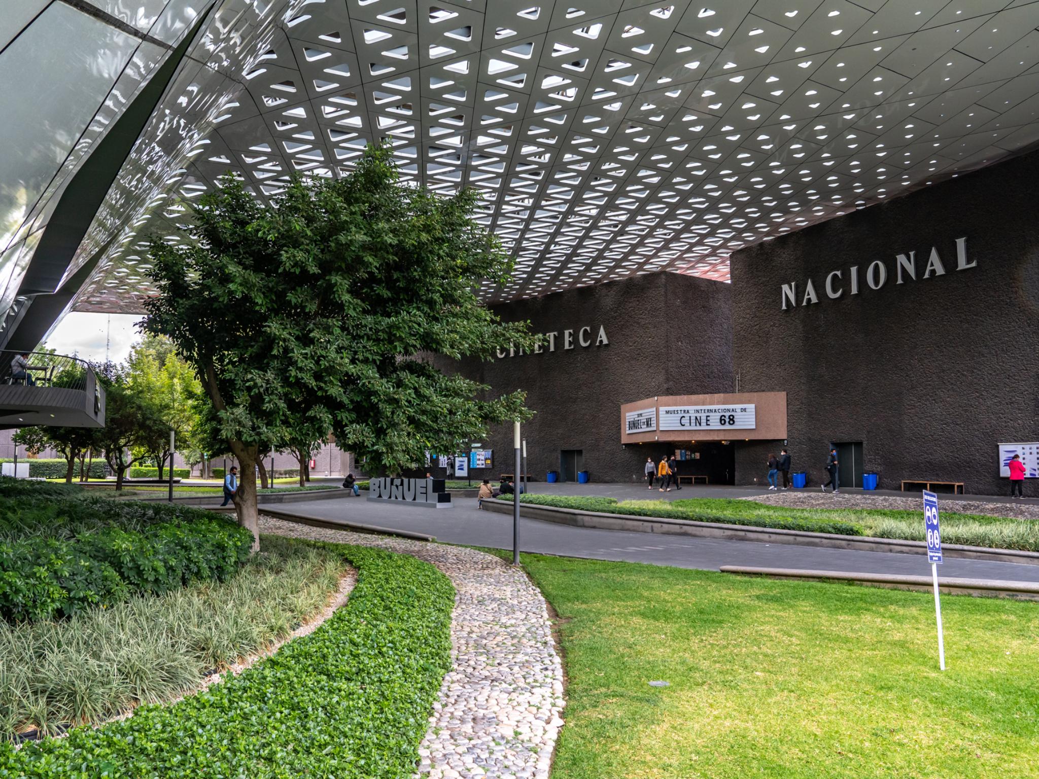 Foros de cine, teatro y arte al aire libre en la CDMX