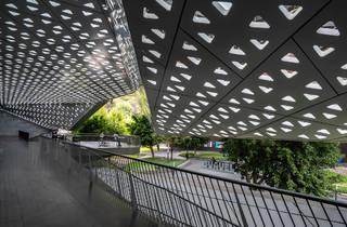 Cineteca Nacional (Foto: Alejandra Carbajal )