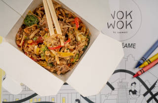 WokWok, dark kitchen en la CDMX