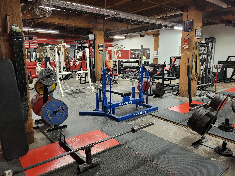 Lance's Gym