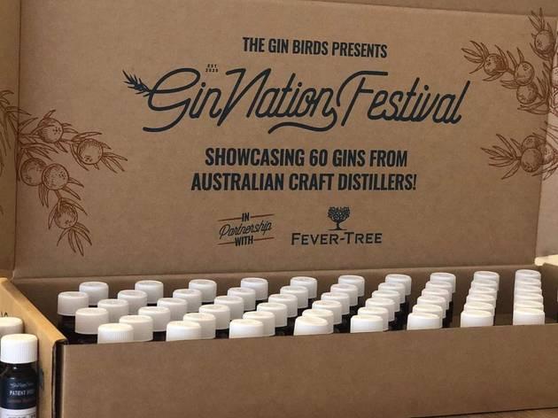 GinNation sample box 2