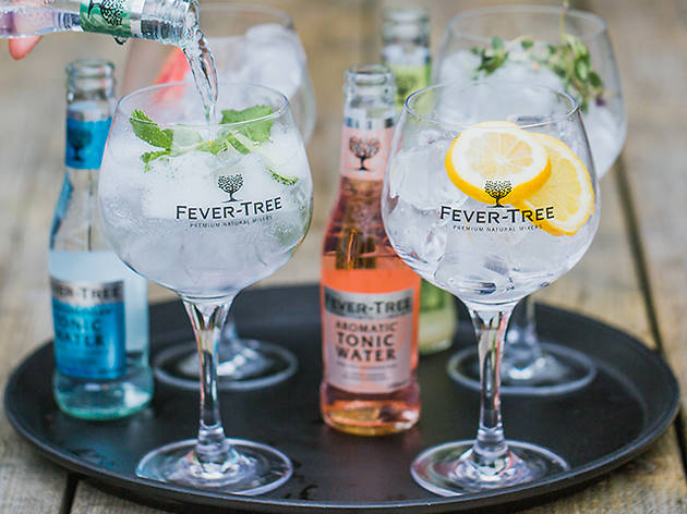 Fever Tree G&Ts from GinNation