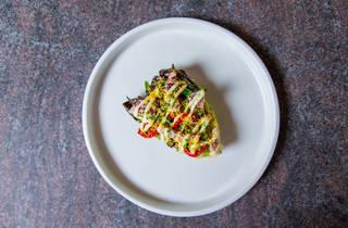 Tuna salad at Monopole
