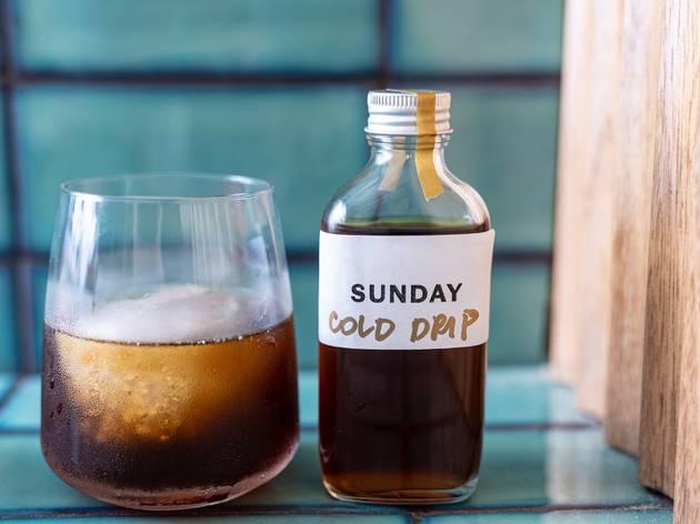 Sunday bottled cocktail