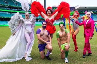 Sydney Mardi Gras Parade 2021