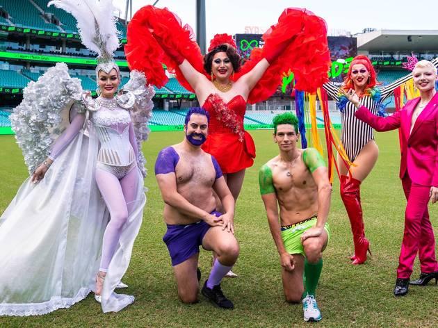 Mardi Gras events in Sydney