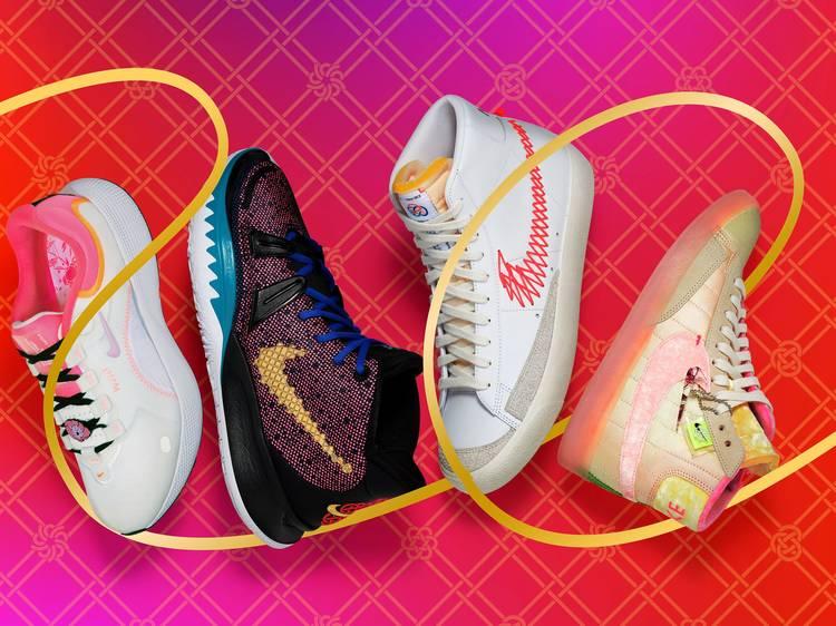 Nike 及 Jordan Brand 2021農曆新年系列