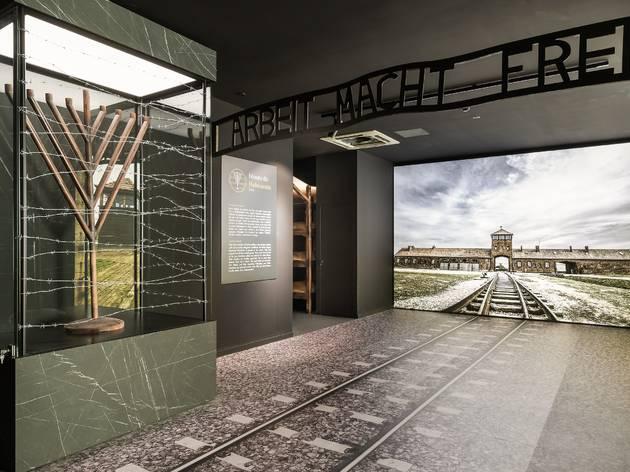 Museu do Holocausto no Porto