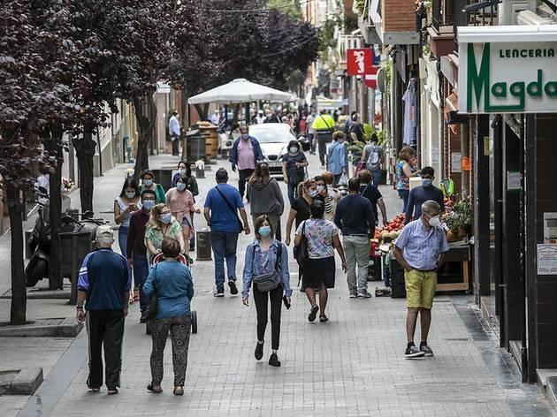 Record de positivos detectados en Cataluña