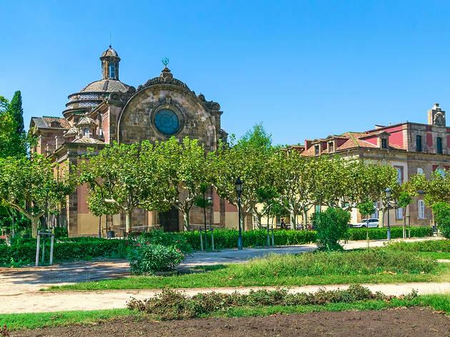Parroquia catrense parc de la Ciutadella