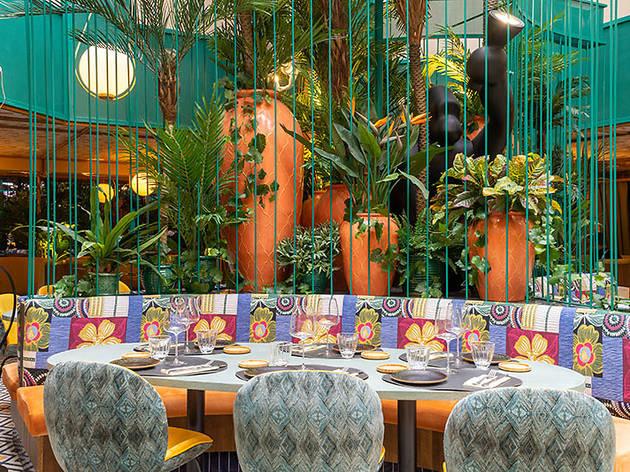 Los Restaurantes Con Más Encanto De Madrid