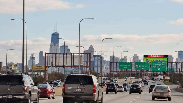 Chicago highway interstate