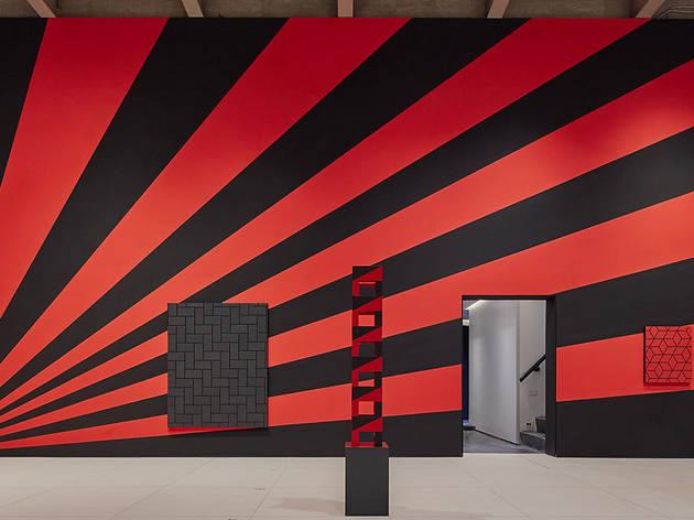Galería RGR de la Ciudad de México Patrick Hamilton