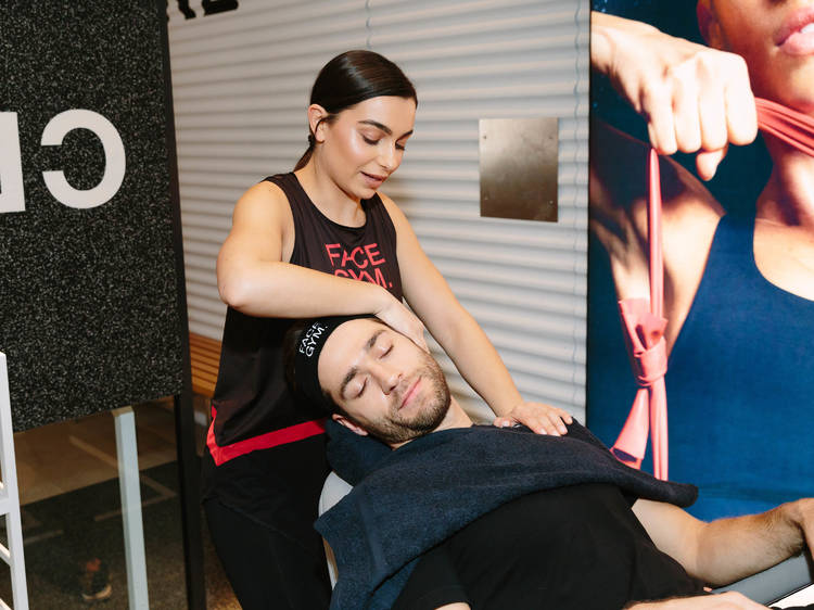 Give your face a workout at FaceGym
