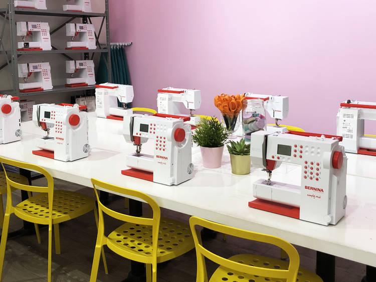 Learn a new skill at Brooklyn Craft Company