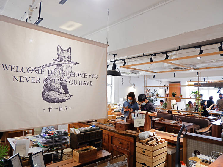 Best hidden upstairs cafes and coffee shops in Hong Kong
