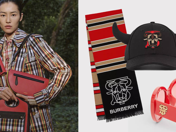 Burberry CNY capsule collection