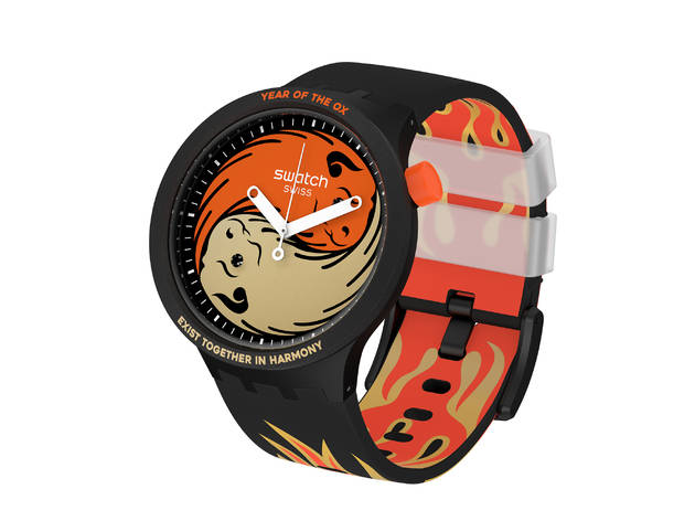 Swatch Ox Rocks 2021
