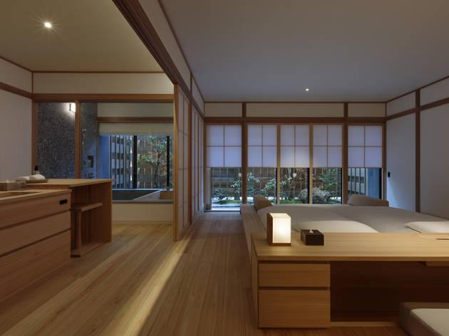 Bedroom at Azumi Setoda, Ikuchijima