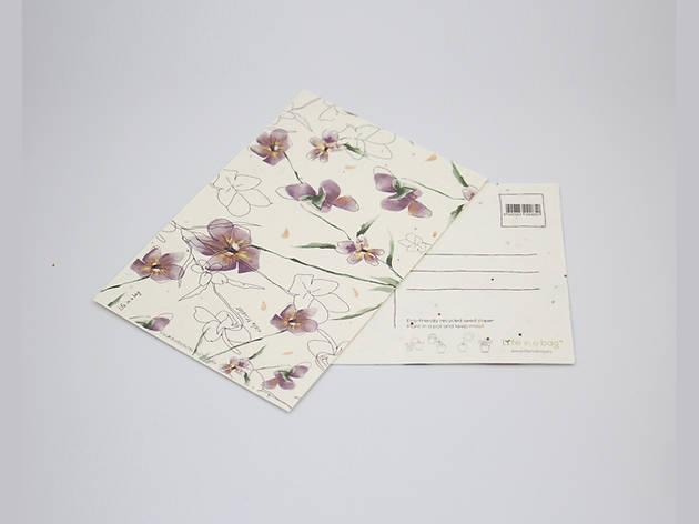 Postal Amor Perfeito