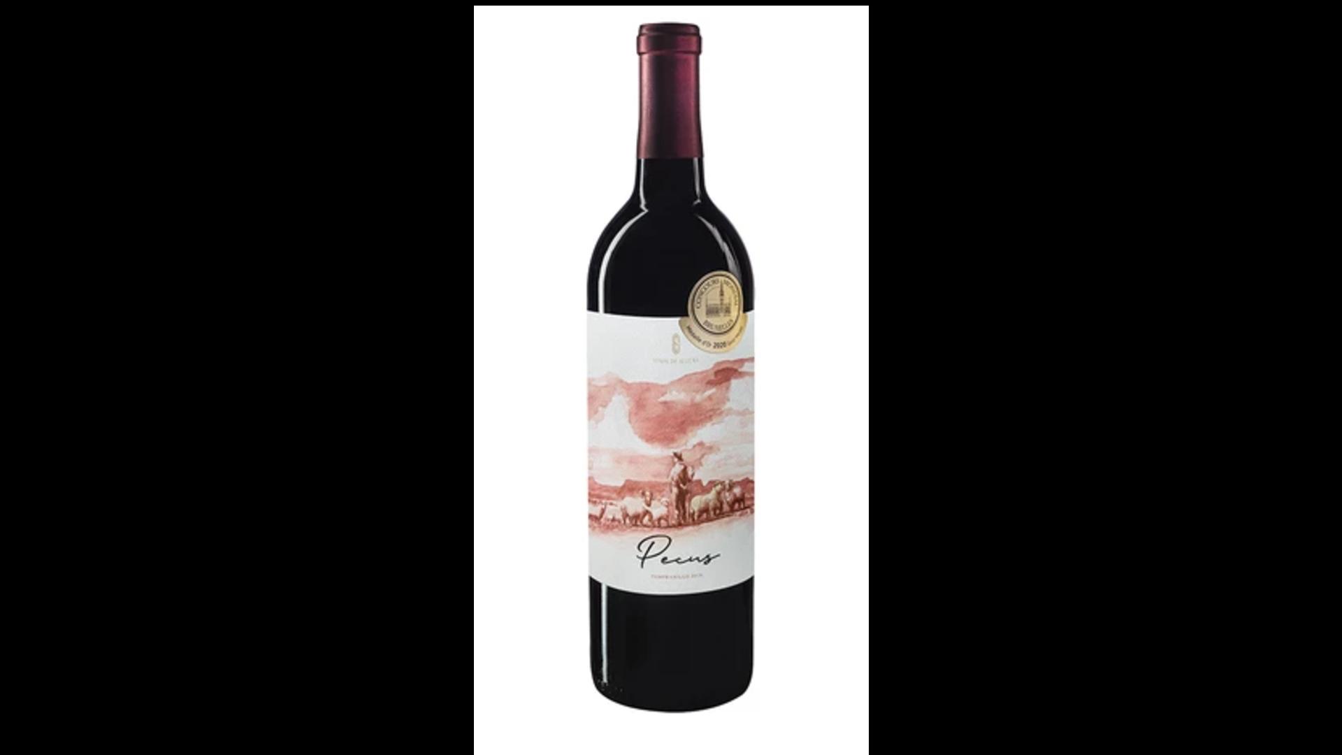 Pecus, de Vinos Santa Clara.
