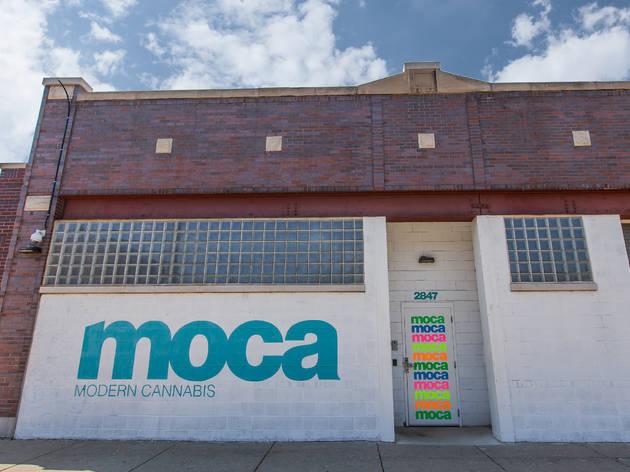 MOCA dispensary