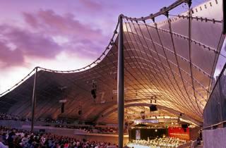 Sidney Myer Music Bowl concert