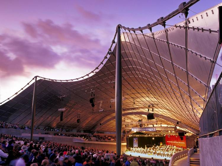Sidney Myer Music Bowl to reopen on October 30