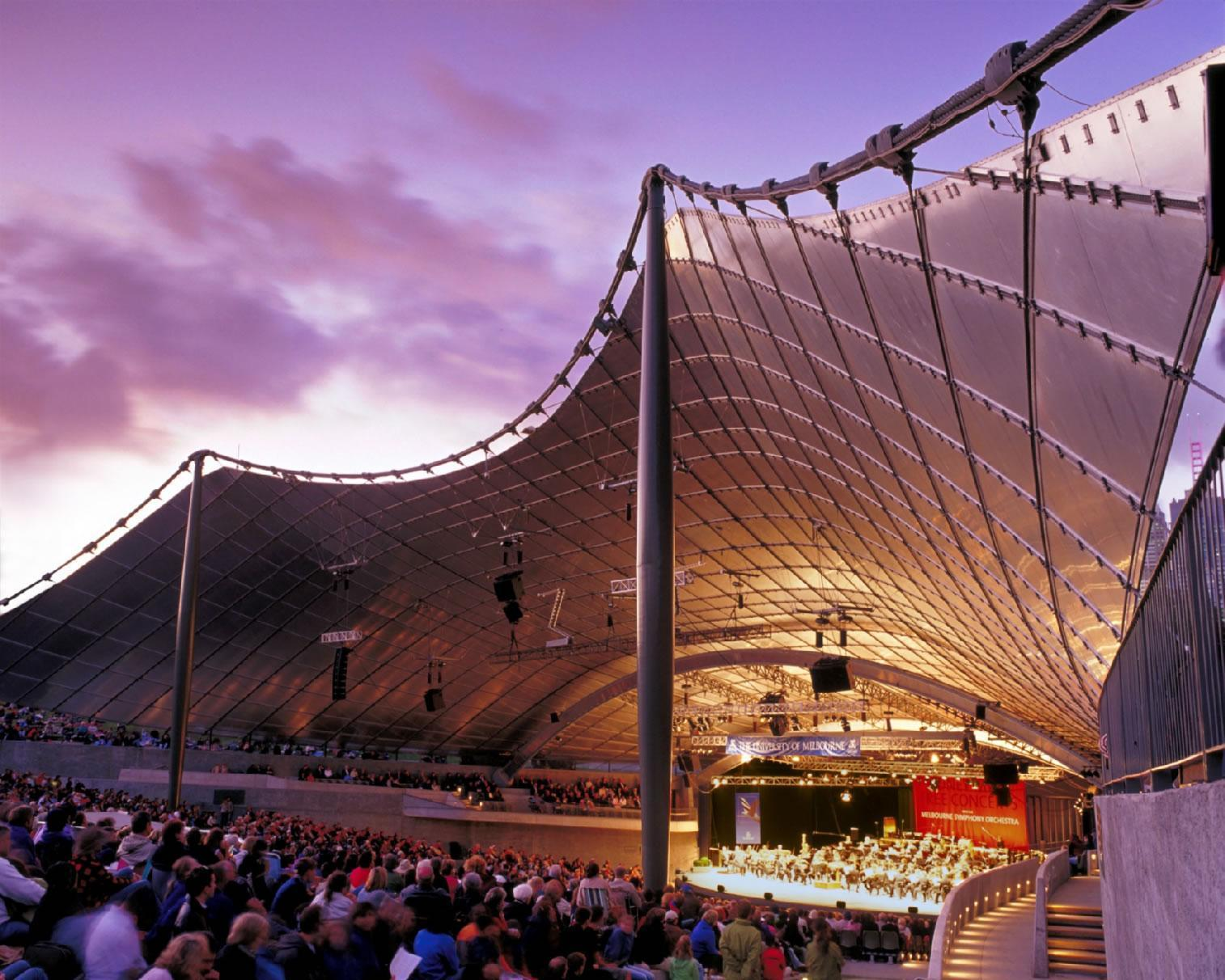 Sidney Myer Music Bowl to reopen on October 30 with a concert for thousands