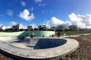Parque Skate da Póvoa de Varzim