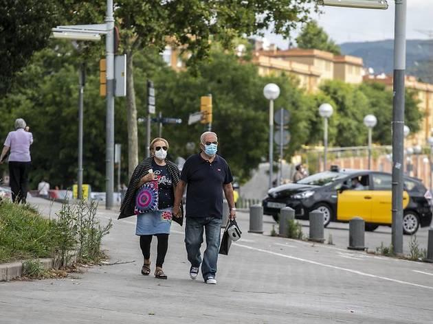 La Generalitat prorroga las medidas 7 días más