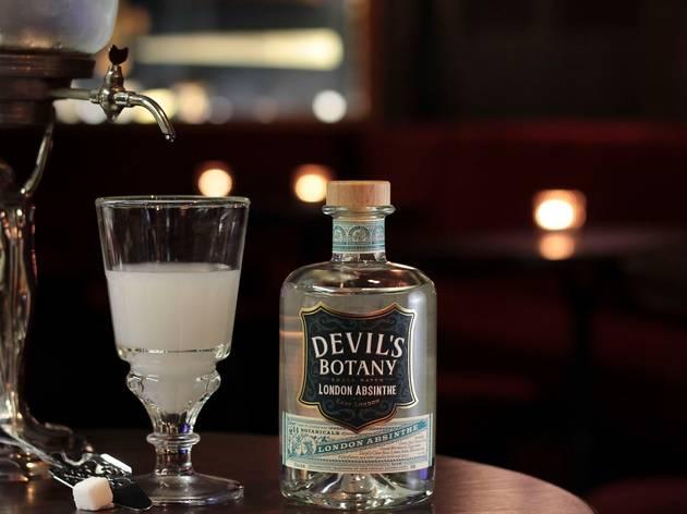 devil's botany absinthe distillery