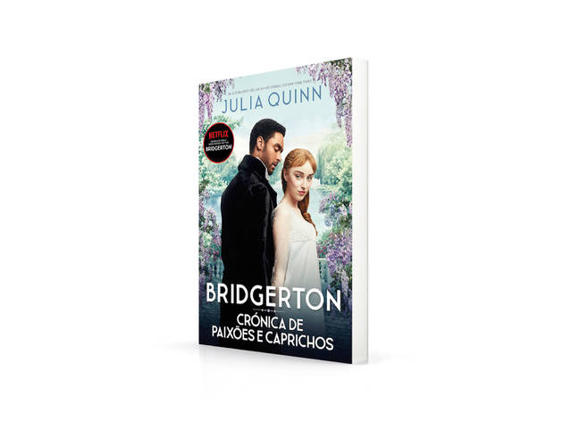 Livros, Romance, Bridgerton, Julia Quinn