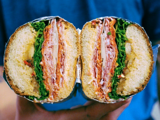We all take pictures of sandwiches like this now
