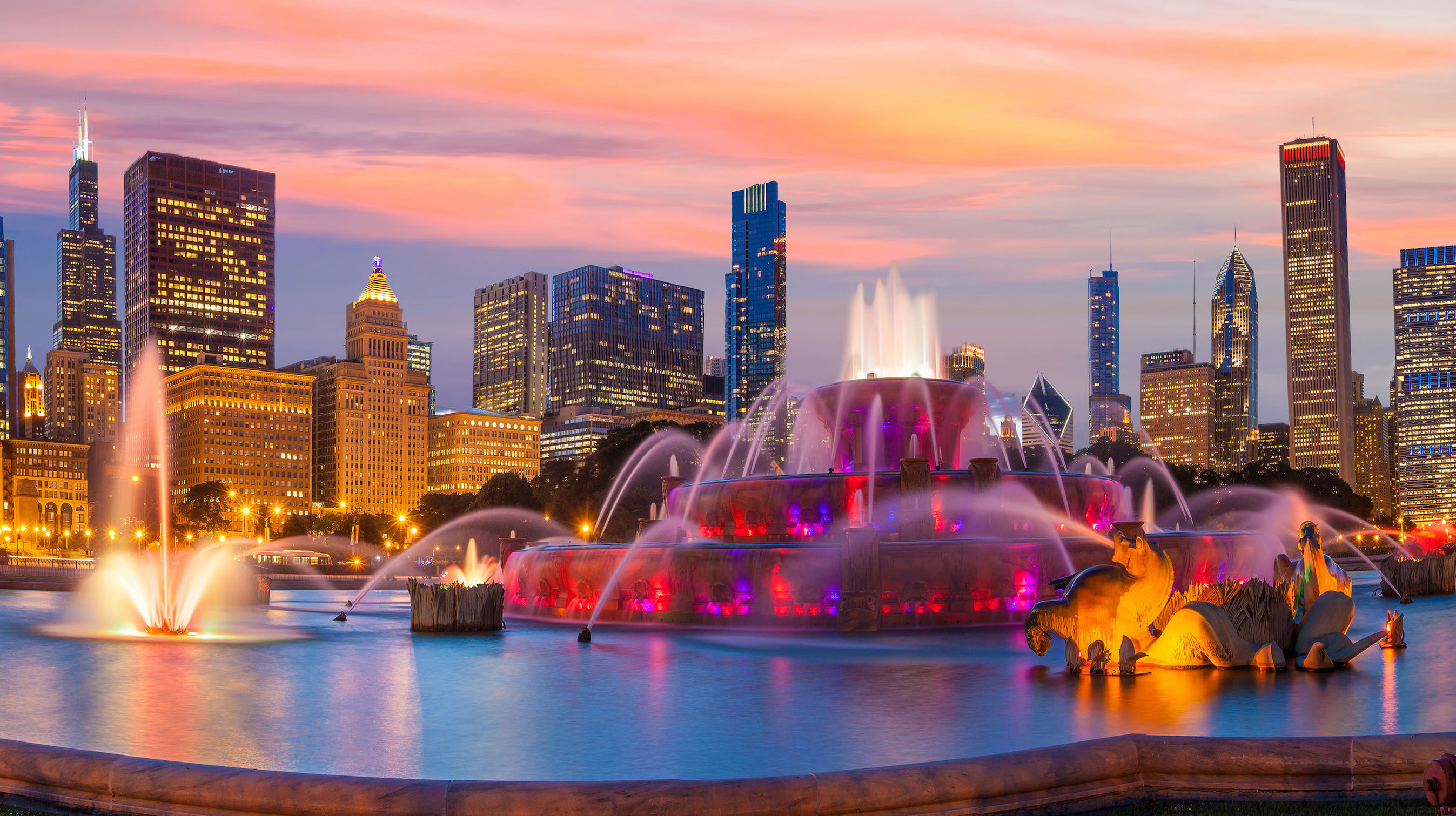 Find romantic things to do in Chicago