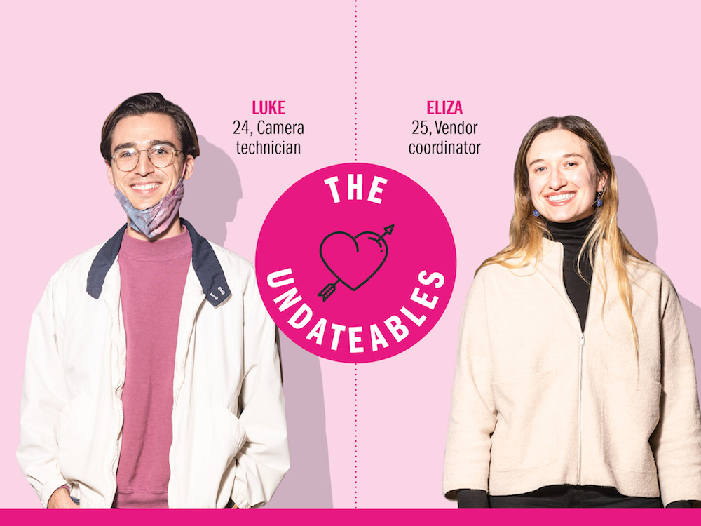 Eliza and Luke